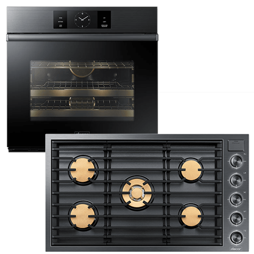 Wall Oven and Cooktop Product Image